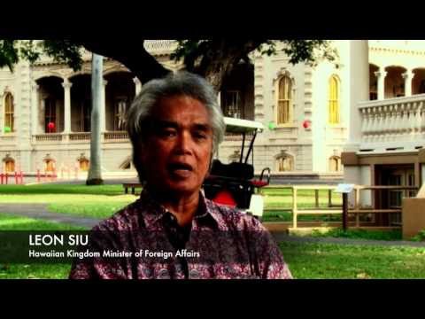 Leon Siu - The Future of the Hawaiian Kingdom (FULL)