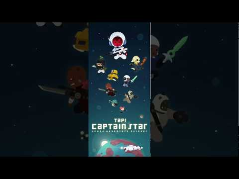Tap! Captain Star (Official Gameplay)
