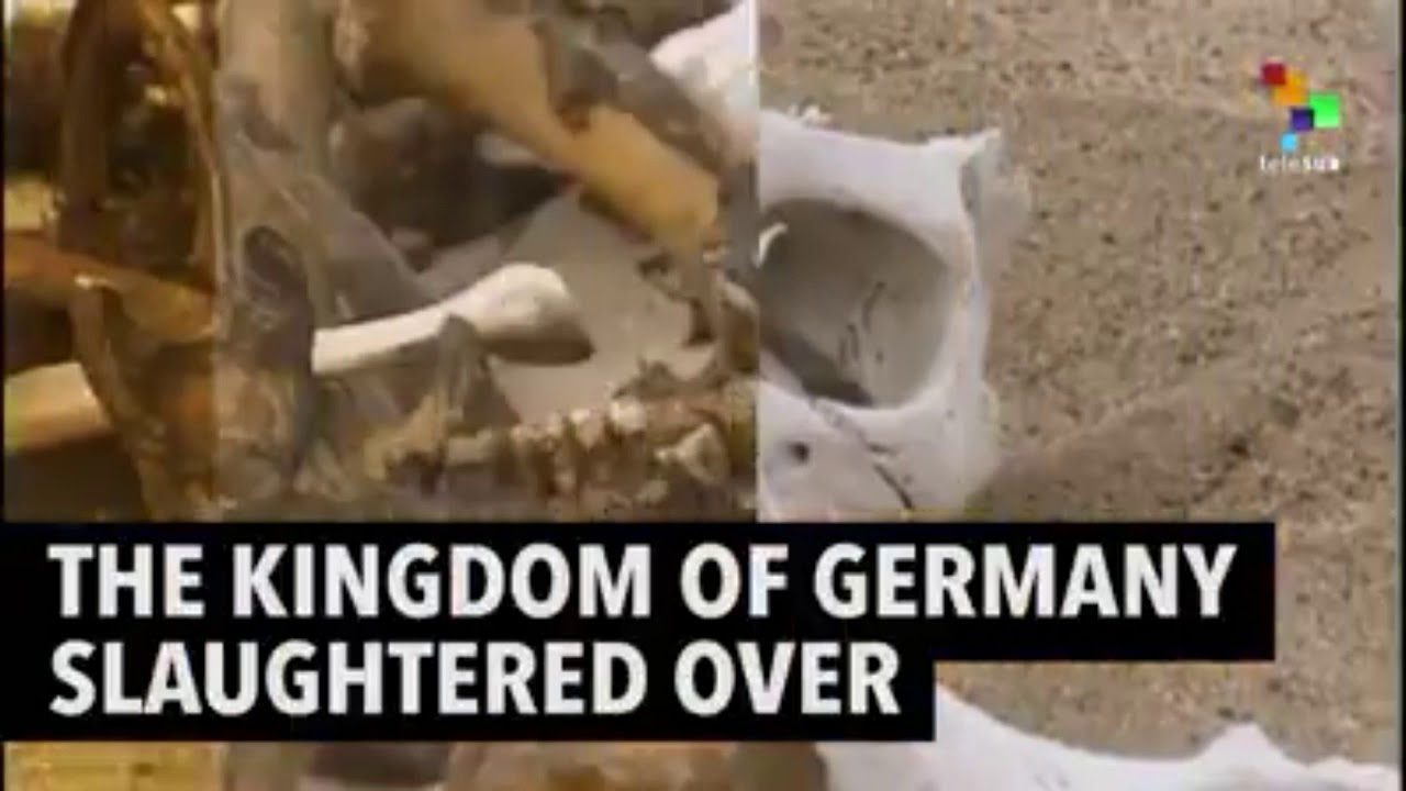 Germany's Forgotten Namibian Genocide