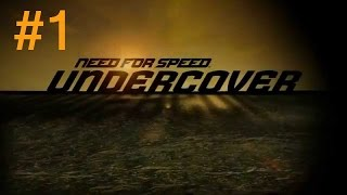 Need For Speed Undercover gameplay ITA HD #1 - INIZIAMO!!!