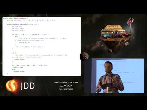 Michał Bartyzel -- Jak zniszczyć swój kod -- podstawy lingwistyki dla programistów