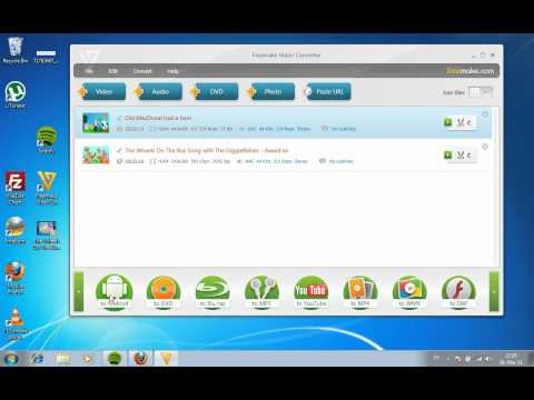 How to Convert Videos from YouTube to use in Windows Media Player