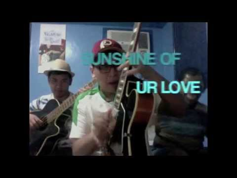 Big Bad Boy Blues Band - Sunshine of Your Love (Cream Cover)