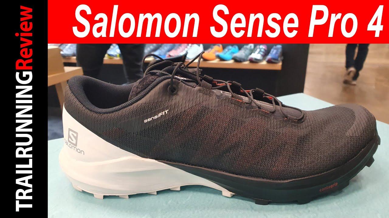 Salomon Sense Pro 4 Preview - Polivalencia para competir