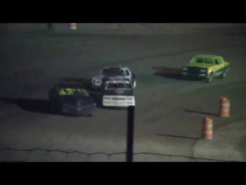 Mark Merlen #53 racing at desert thunder raceway  8-17-2013