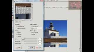 GIMP Tutorial - Add Water Reflection Effect to Any Photo by VscorpianC