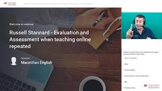 Evaluation and Assessment when teaching online