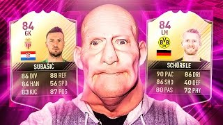 100% YOU WON'T BELIEVE THIS PINKSLIPS  - TOTW SCHURRLE & TOTW SUBASIC