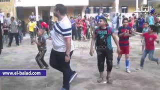 بالفيديو والصور .. ختام الدورة الرمضانية بالمنصورة على كأس الشهيد عبدالرحمن متولى