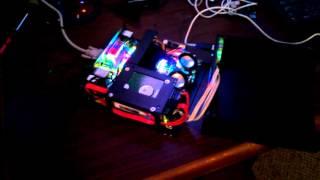 12 volt Jarvis Computer (Talking Car)