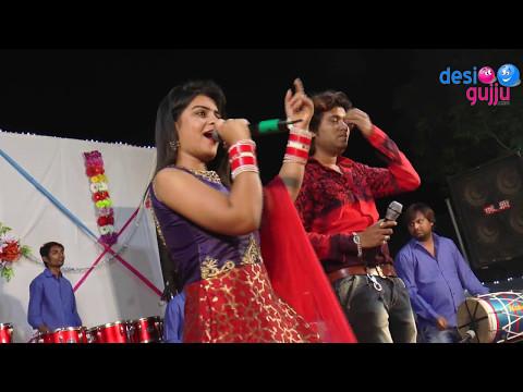 Gujarati Live Non Stop Garba Song for Navratri 2017 - Arjun Chauhan & Divya Khatri PART 2