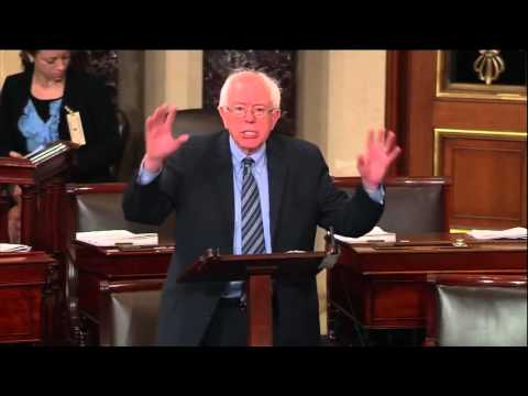 Bernie Sanders' Thoughts on Drug Company Fraud + Patented Medicines