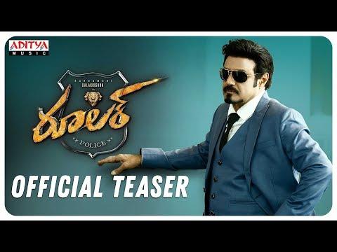 Ruler Official Teaser | Nandamuri Balakrishna, Sonal Chauhan | KS Ravi Kumar | C Kalyan