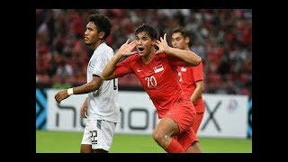 Singapore 6-1 Timor Leste (AFF Suzuki Cup 2018: Group Stage Full Match)