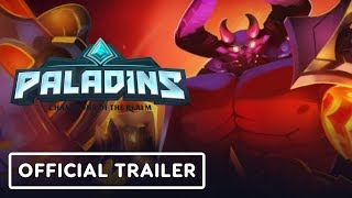 Paladins - Raum, Rage Of The Abyss: Champion Official Teaser Trailer