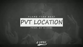 "Flame x Zoocci Coke Dope Type Beat 2019  | ""PVT Location"" 
