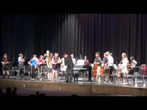 Waukesha STEM Academy Choir/Orchestra Concert SPRING 2016