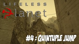 Lifeless Planet #4 : Quintuple Jump