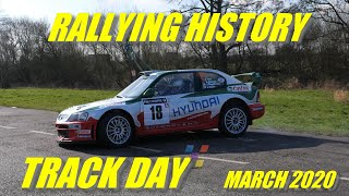 Rallying History Track Day - Curborough March 2020 (4K)