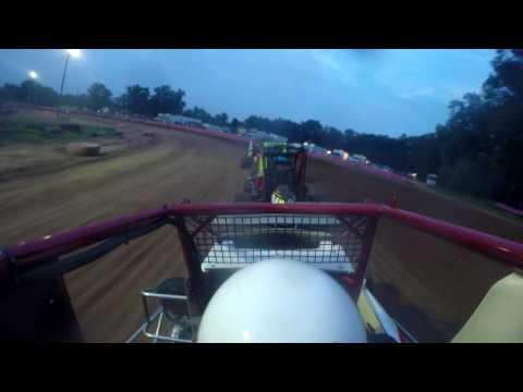 6/16/17 Linda's Speedway~Wingless 600 Micro
