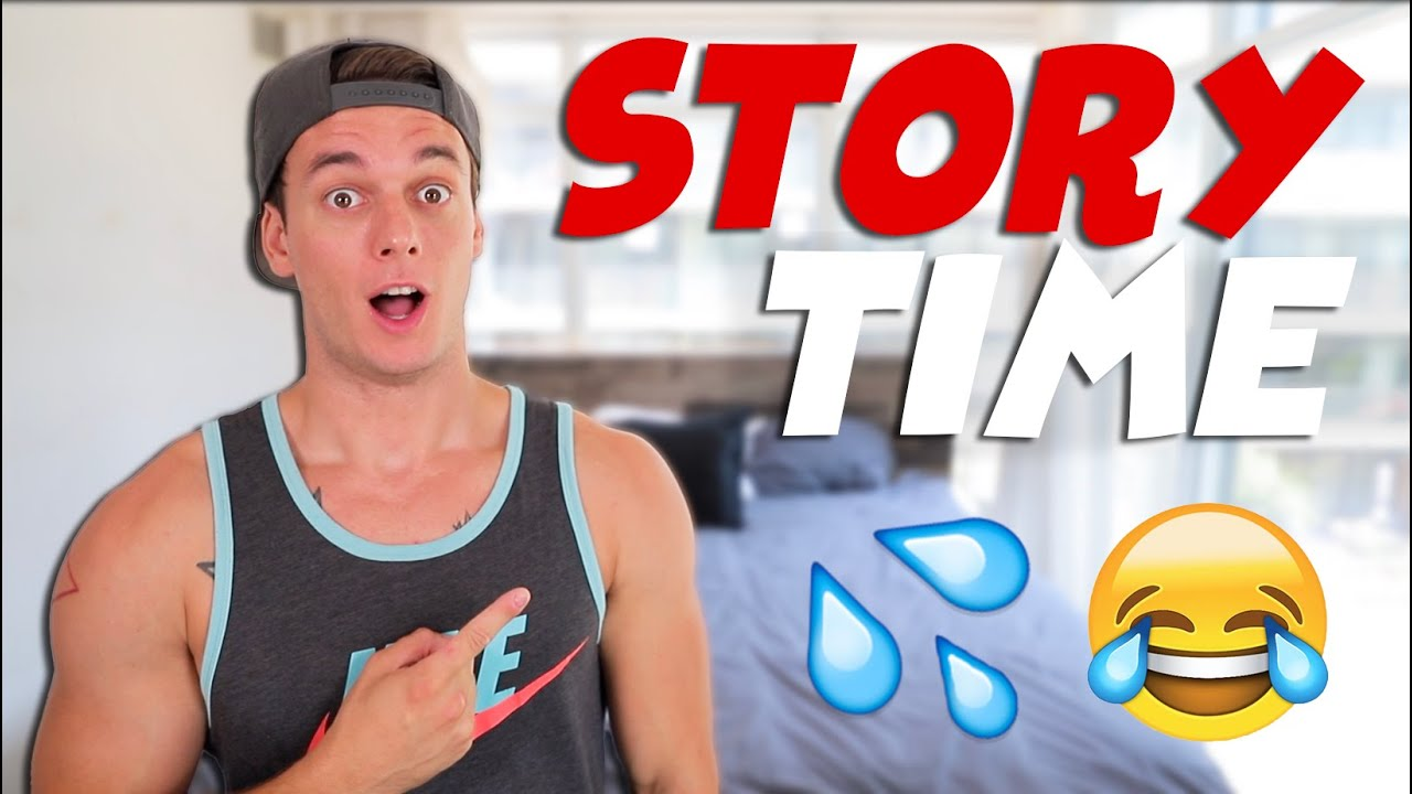 I HAD S*X IN A RESTAURANT    StoryTime   AbsolutelyBlake