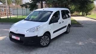 Peugeot Partner Tepee 1.6 hdi | оригинальный пассажир| осмотр авто с Европы| Автоимпорт