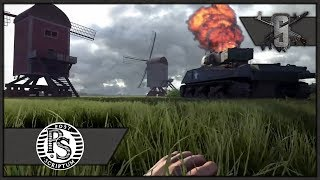 British Paratroopers vs Waffen SS - Post Scriptum Streamers vs Streamers