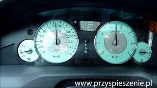 0-150 km/h Chrysler 300C 3.0 CRD diesel (0-100 km/h) acceleration