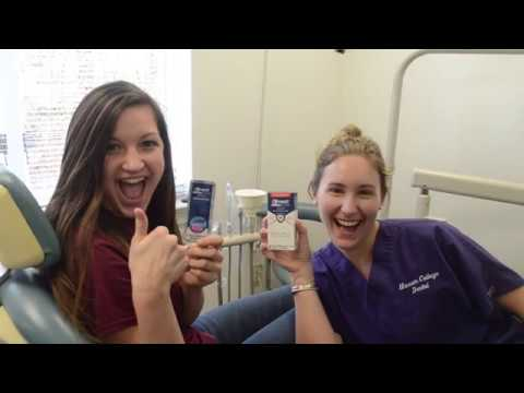 Crest Sensi Stop Strips Product Review (Hygiene Students Harcum College)
