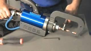Prospot Spot Welder Tip Maintenance