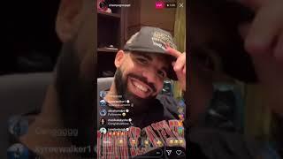 Drake Reacts To Toronto Raptors Winning NBA Championship And Trolls Warriors (NSFW)