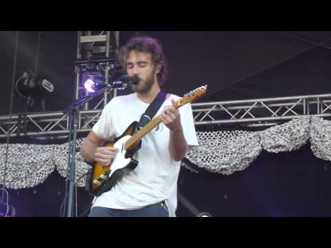 Matt Corby 2014 04 13 Trick Of The Light at The West Coast Blues & Roots Festival Fremantle WA