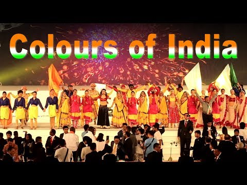 Colours of India /TIENS/Punjab, Gujarat, South,W. Bengal/Zenith Dance Troupe/ Group/ N Delhi /India