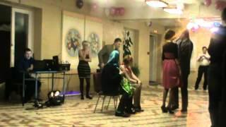 Конкурс на свадьбе. Постановка Курочка Ряба