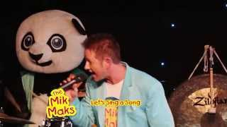 The MikMaks - Lets Sing A Song LIVE DVD Clip