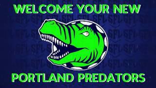 Portland Predators TV Teaser