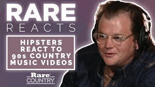 Hipsters React to '90s Country s | Rare Reacts