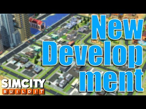 SimCity Buildit | New Development: Commercial Zone