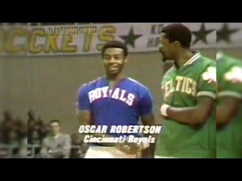 Oscar Robertson 24pts 6reb 5a 5stl  (1969 NBA ASG MVP Full Highlights)