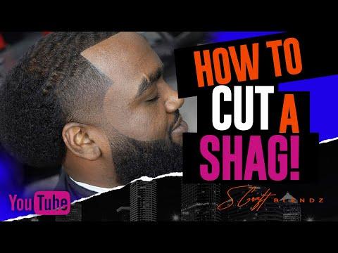 HOW TO SHAG! HAIRCUT TUTORIAL