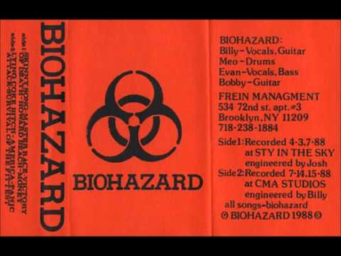 Biohazard - 88 demo (Full)