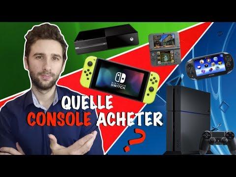 Quelle est la meilleure console pour vous nintendo - Quelle est la meilleure console xbox one ou ps ...