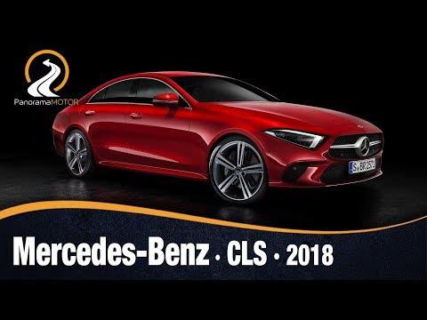 Mercedes-Benz CLS 2018   e Información  Review en Español