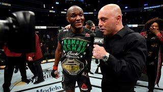 UFC 245: Entrevista de octógono com Kamaru Usman