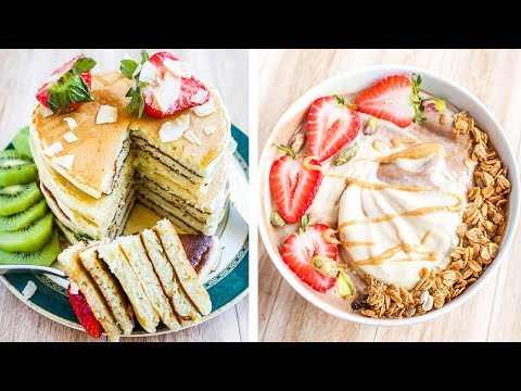 HIGH PROTEIN VEGAN BREAKFAST IDEAS | EASY & HEALTHY