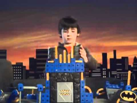 Video Review : Store LEGO Fisher-Price TRIO DC Super Friends Batcave
