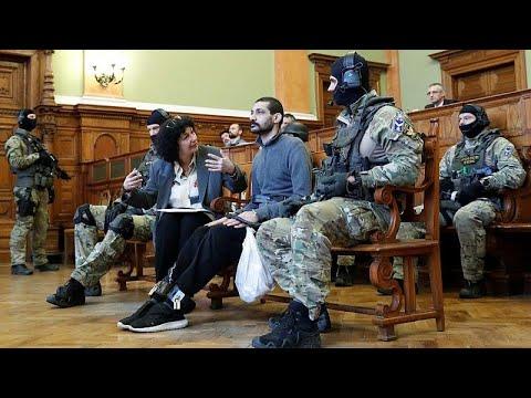 euronews (em português): Hungria leva a julgamento alegado membro do Daesh
