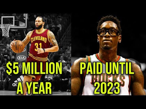 11 FORMER NBA Players That Are STILL Being Paid By NBA Teams