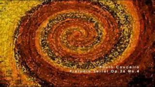 Paulo Couceiro - Prelúdio Serial Op.26 No.4 - Vivace