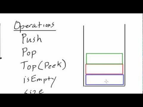 explain push and pop instruction with example